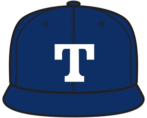 "Picture of Taney ""T"" Hat w/Velcro Strap"